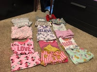 Girls size 3T pj bundle Edmonton, T6W 0R7