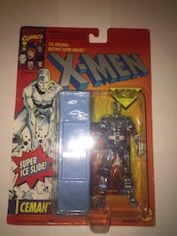 Marvel Comics Ice Man.  Berwyn, 60402