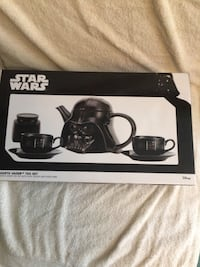 Star Wars Darth Vader Tea Set Fairfax, 22030