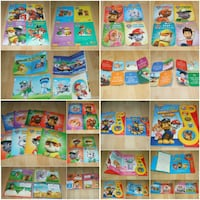 Paw Patrol book lots (listed and sold separately) Surrey