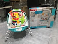 Fisher price bouncer, vibration, lights and music  Las Vegas, 89149
