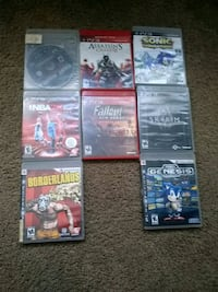 Ps3 games  Wyoming, 49509