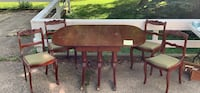 Duncan Phyfe Antique table and chairs Ypsilanti, 48198