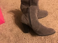 New gray boots Parkville, 21234