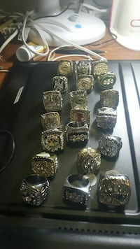 Football superbowl rings  Barre, 05641