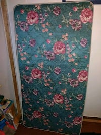 green, pink, and purple floral mattress Big Spring, 79720