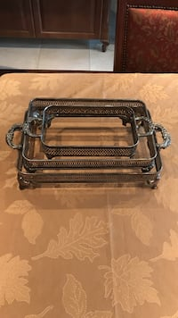Silver plate dish holder Mississauga, L5H 3P9