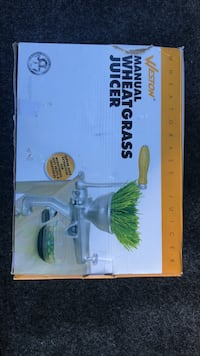 Wheat grass juicer  Commerce, 90040