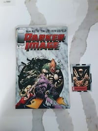 Maxx and Darker image comic. Richmond Hill, L4C 4T1