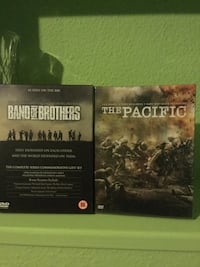 Tv best selers dvd de band of brothers y the pacific