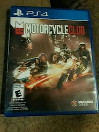 Motorcycle Club ps4 New Port Richey, 34652