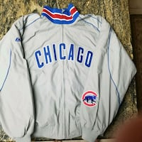 MAJESTIC AUTHENTIC COLLECTION CHICAGO CUBS PRO ZIP Riverview, 33569