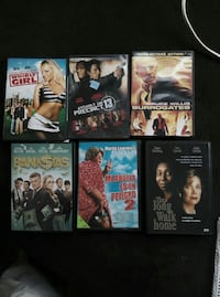 DVD movie. 1.00 ea. Martinsburg, 25401