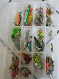 Fishing lures Sheboygan, 53081