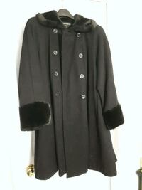 Black wool coat Brampton, L7A 2T5