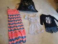 Really nice bag of girls clothes kids size 8/10 Edmonton, T5S 0J9