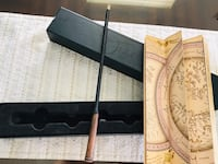 Harry Potter wand original and scarf!!! In a very good condition . $35 for both  Pharr, 78577