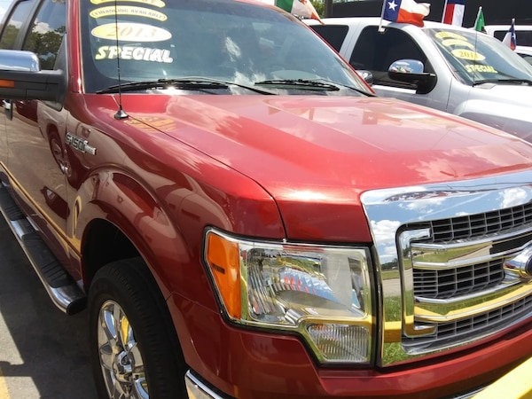 Ford - F-150 - 2013