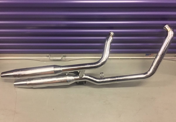 2009 Harley-Davidson Fat Boy Exhaust - Will Deliver