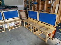 Kids work bench Angus, L0M 1B6