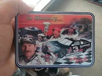 Dale Earnhardt Sr. card