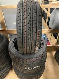 4 brand new tires kingrun205/55/r16  instead and balance Toronto, M9W 6T6