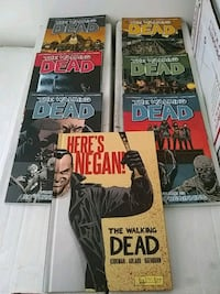 The Walking Dead VOL. 21-26 &, HERE'S NEGAN Gaithersburg, 20877
