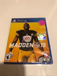 Madden 19 for PS4  Triangle, 22172