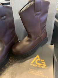 Brand New Work Boots Salt Lake City, 84106
