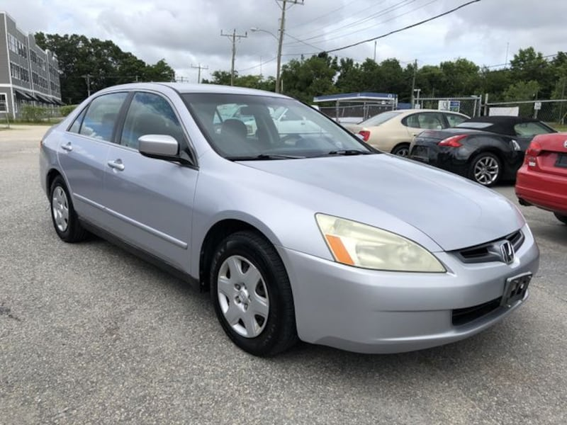 2005 Honda Accord for sale 5