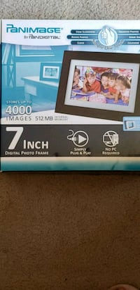 """7"""" Digital Picture Frame Trotwood, 45426"""