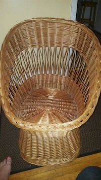 Unique Wicker Tub Chair Indoor/Outdoor  NEW! London, N5V 2C9