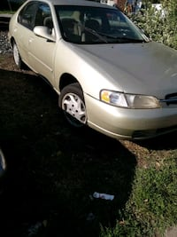 Nissan - Altima - 1997 not running  Louisville