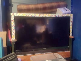 57 inch flat screen television
