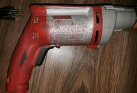 gray and red Milwaukee power drill Stockton, 95203