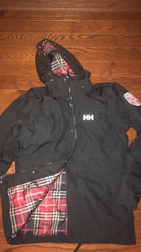 ladies Helly Hansen Sz Med. Winter Coat