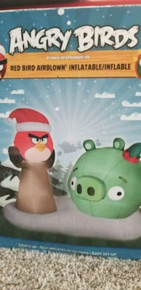 Angry birds inflate  Vacaville, 95688