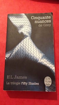Fifty Shades of Grey par EL James book Lavault-Sainte-Anne, 03100
