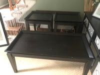 Ashley furniture coffee table and side table set Fairfax Station, 22039