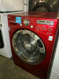 LG front load steam washer working perfectly  Baltimore, 21223