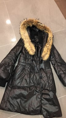 Mackage with fur size xs