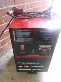 Century professional car battery charger New Carrollton, 20784