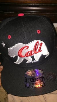 black and red Chicago Bulls fitted cap San Diego, 92117