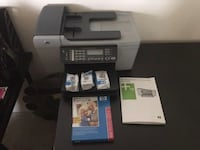 HP Officejet 5610xi Washington, 20032