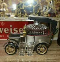 Vintage 1918 Ford Decanter Appraised at $250.00 Hyattsville, 20781