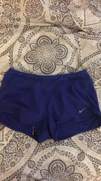 Blue Nike Shorts Lincoln, L0R
