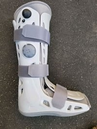 Aircast Walking Boot - size Large