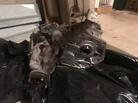 black and gray car engine Roselle, 07203