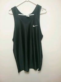 women's black Nike tank top Selkirk, R1A 1R7