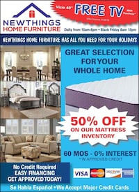 New things home furniture !! Houston, 77041